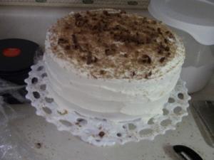 Dirty Cake