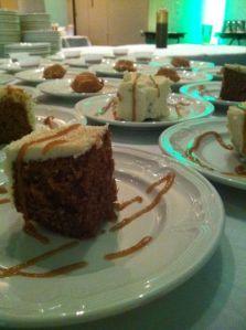 Mmmmm....cake.