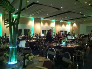 The Signature Chef Gala is known for elaborate decoration, great music and amazing food.